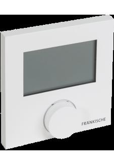 Fraenkische Kablolu Dijital Oda Termostatı Standart Yerden Isıtma