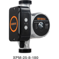 General XPM 25/8-180 Frekans Konvertörlü Sirkülasyon Pompası