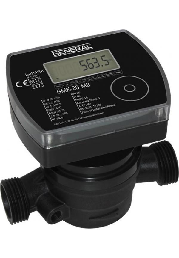 General Kalorimetre Mekanik Kompozit M-BUS