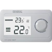 General HT250 SET Kablosuz Dijital Oda Termostatı