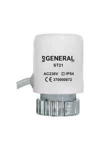 General ST21 Aktüatör Vana Motoru 230V