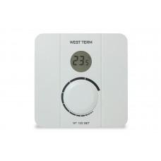 Westterm WT120 SET Kablosuz Dijital Oda Termostatı