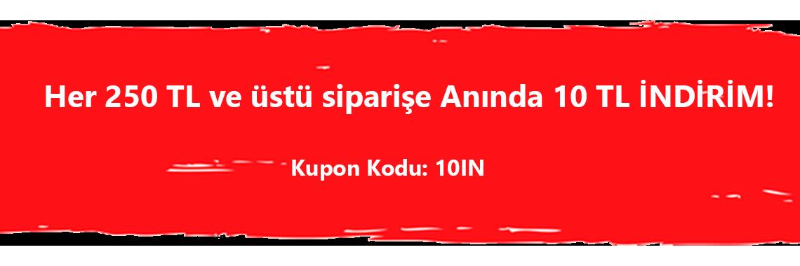 KUPON: 10IN