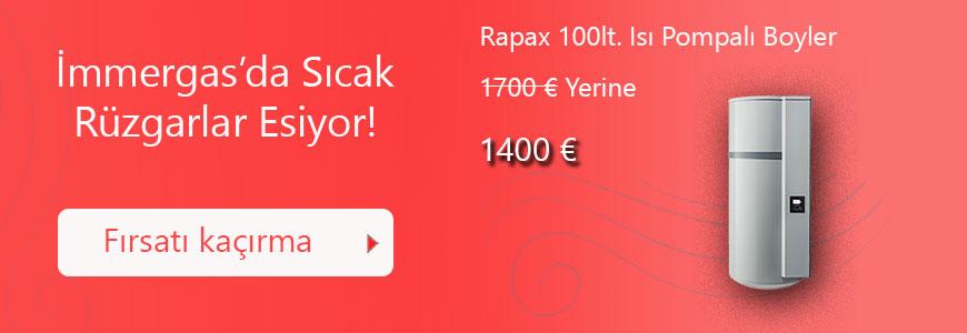Immergas Rapax 100