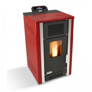 İfyıl Gediz Plus 8 KW Sıcak Hava Üflemeli Pelet Sobası