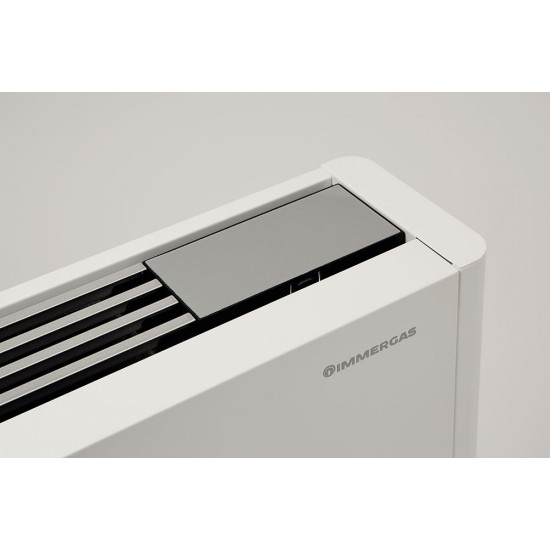 Immergas Hydro FS 200 Döşeme Tipi Fancoil + Termostat
