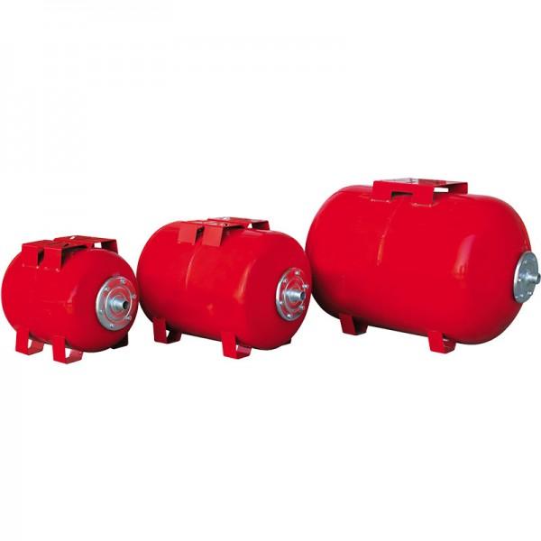 Redblue 50 Litre Yatay Genleşme Tankı