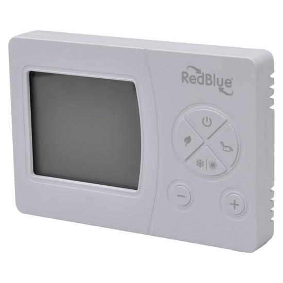 Redblue RB10 Kablolu Dijital Oda Termostatı