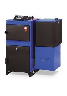 Ünmak 100000 Kcal Katı Yakıtlı Stokerli(Otomatik Yüklemeli) Kazan ÜKY/Y-100